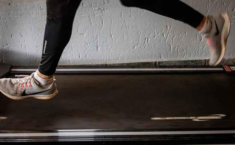 Walking that Treadmill…