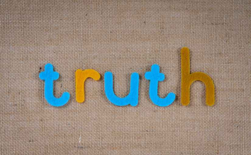 Know Your Truth…