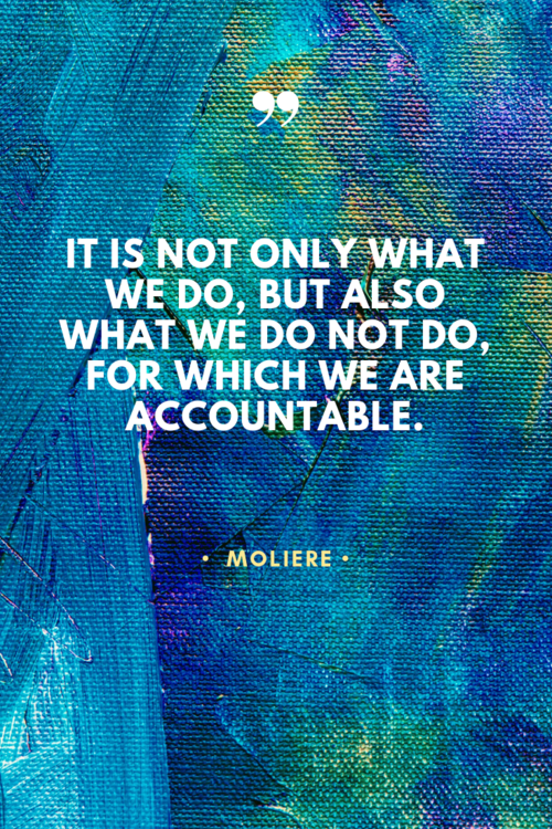 9 Accountability Quotes to Inspire Action — Info Product Conversion  Copywriter